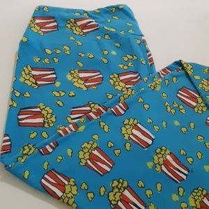 Popcorn Leggings ❤ LuLaRoe TC